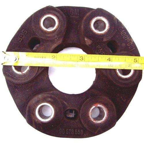 Vauxhall Opel Omega V6 Diesel Propshaft Prop Shaft Rubber Disc Joint 90578558
