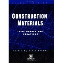 Construction Materials - Their Nature and Behaviour
