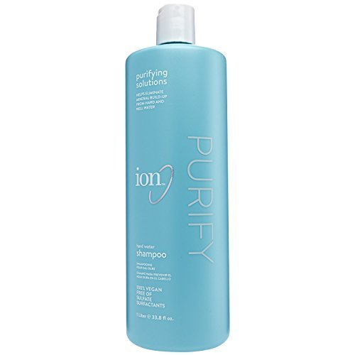 Ion Hard Water Shampoo, 33.8oz