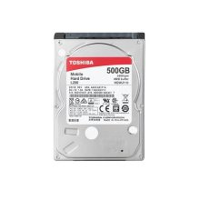 Toshiba L200 500GB 5400RPM 2.5' SATA HDWJ105UZSVA (Bulk)