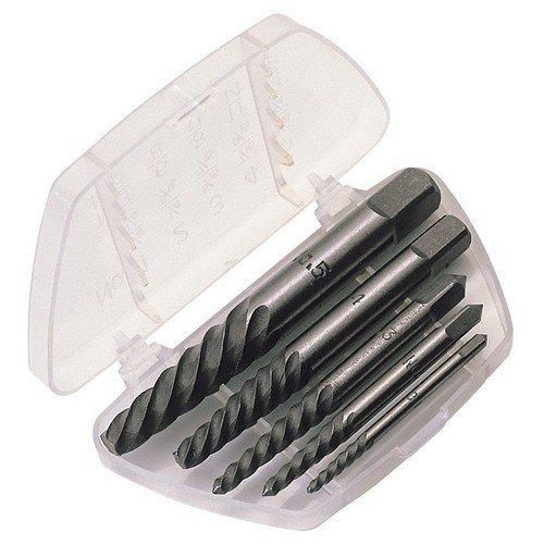 Draper 42560 5 Piece Screw Extractor Set