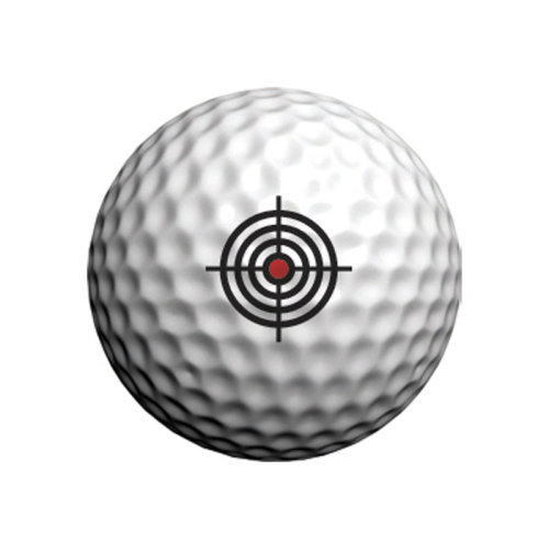 Golf Dotz Ball Marker ID Transfers