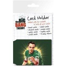 The Big Bang Theory Bazinga Travel Pass Card Holder