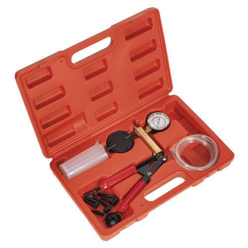 Sealey VS402 Vacuum Tester & Brake Bleeding Kit