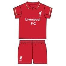 Liverpool Shirt & Shorts Set - 18/23 Months
