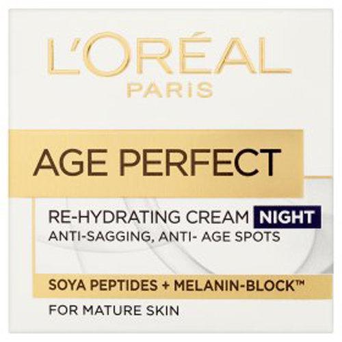 L'Oreal Age Perfect Night Cream Re-Hydrating 50ml