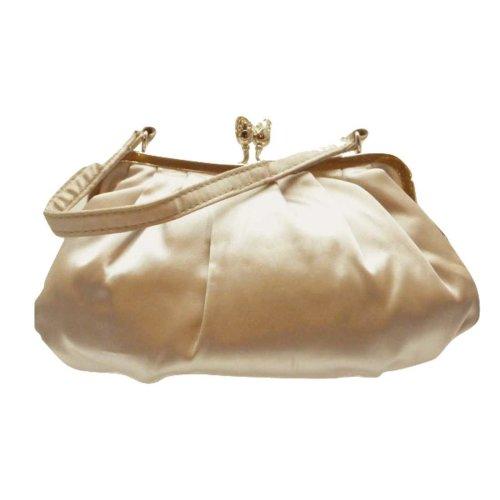Raw Silk Clutch Bag
