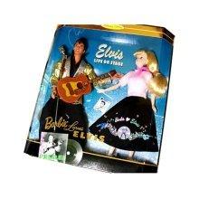 Barbie Loves Elvis Collector Edition Gift Set (1996)