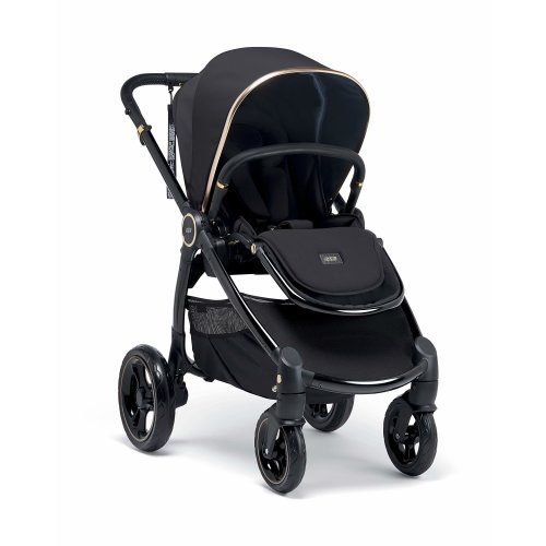 Mamas & Papas Jewel Ocarro Pushchair, Black Diamond
