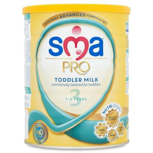 SMA Pro Toddler Milk 3 1-3 Years 800g