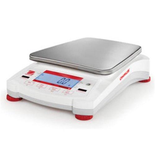 Ohaus NVL511-1 Navigator 0.51 kg Capacity Portable Scale, Xtra Large