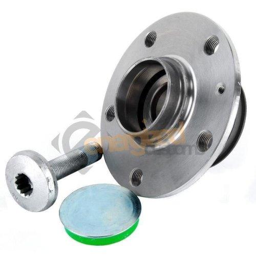Seat Toledo 2004-2010 Rear Hub Wheel Bearing Kit Inc Abs Ring