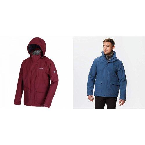 Regatta Mens Northton II Hooded Jacket