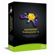 Nuance Paperport Professional 14.0, Edu