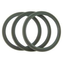 Kenwood Liquidiser Sealing Base Ring - Ridged (Pack Of 3)