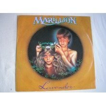 "Marillion - Lavender 12"" single PS 1985 ex/ex"