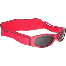 Baby Uv  Protection Sunglasses Red