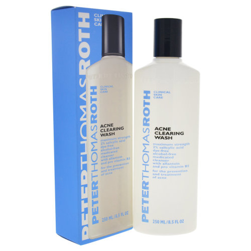 Peter Thomas Roth Acne Clearing Wash - 8.5 oz Cleanser