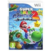 Wii - Super Mario Galaxy 2 (Wii)