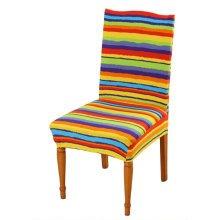 Home&Office Antifouling Chair Cover Hotel Chair Set Elastic Chair Decor-A11
