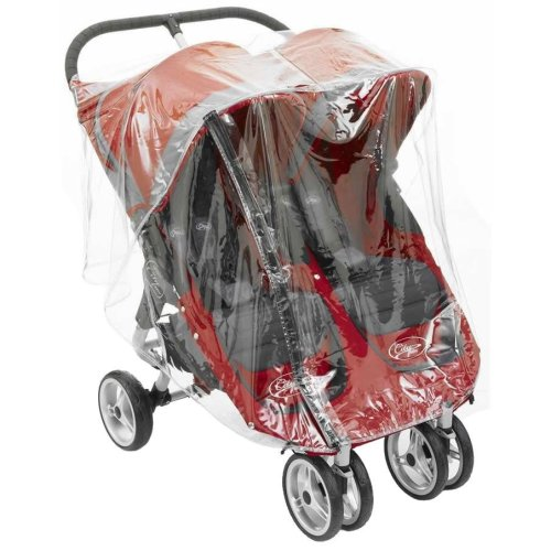 Baby Jogger Raincover For City Mini & GT (With Carrycot)