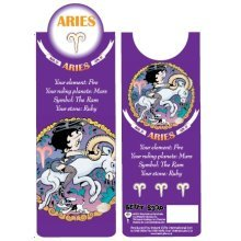 Betty Boop Aries Bookmark