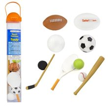Safari Ltd. Sports TOOB - Quality Construction from Safe and BPA Free Materials