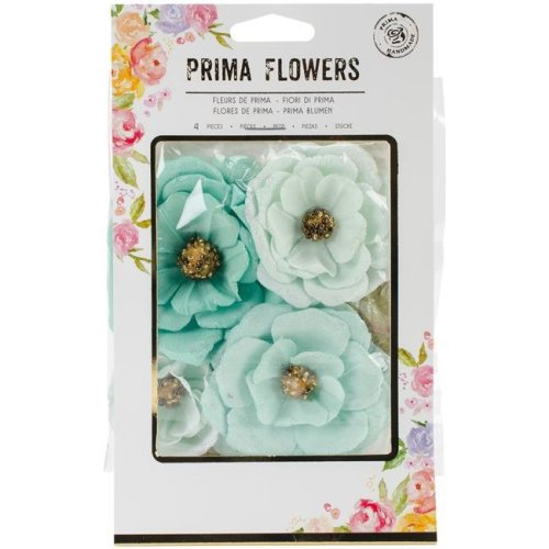 Prima Marketing PFL-94961 Embellishments Flower - Rio