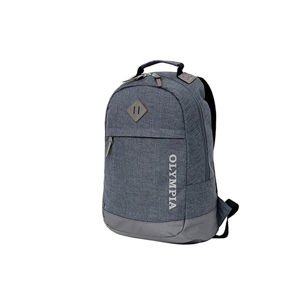 coupon codes lace up in super popular Olympia International BP-1010-GY 18 in. Princeton Backpack, Gray