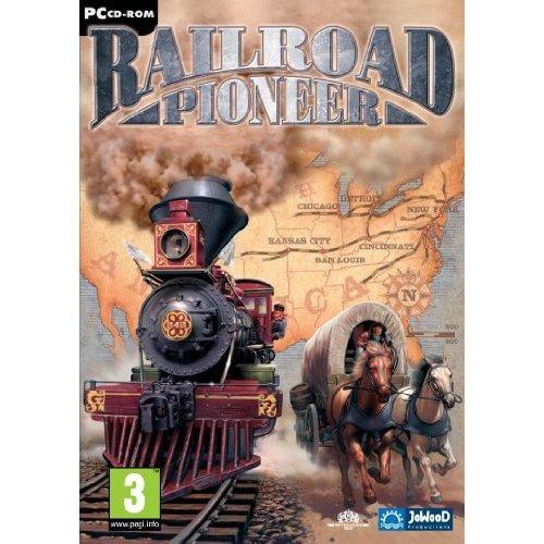 Railroad Pioneer (PC CD)