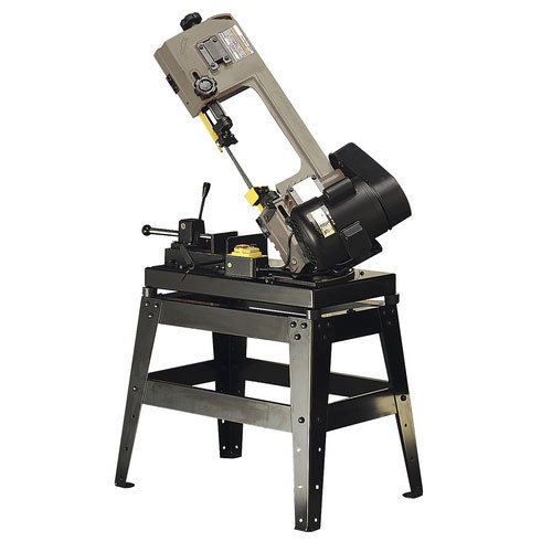 Sealey SM65 150mm 3-Speed Metal Cutting Bandsaw with Mitre, Quick Lock Vice & Stand