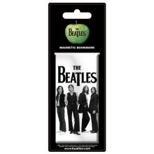Beatles - Bookmark White Iconic Image (in One Size) -