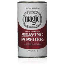 Magic Extra Strength Red Shaving Powder 142g | Hair Removal Powder
