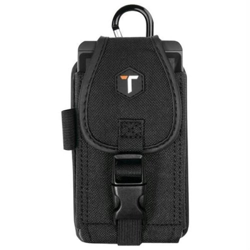 Tough Tested TT-RUGGED-BK Rugged Pouch - Black