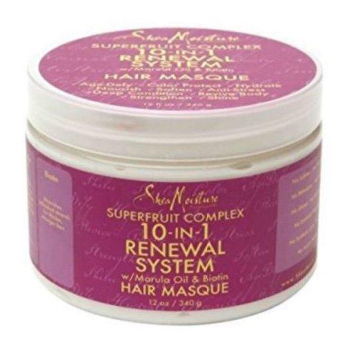 Shea Moisture Superfruit Complex 10-n-1 Multi-Benefit Masque 340g