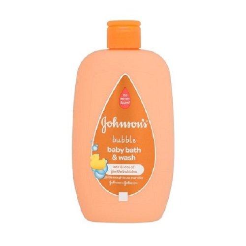 Johnson's Baby 2in1 Bubble Bath & Wash 300ml