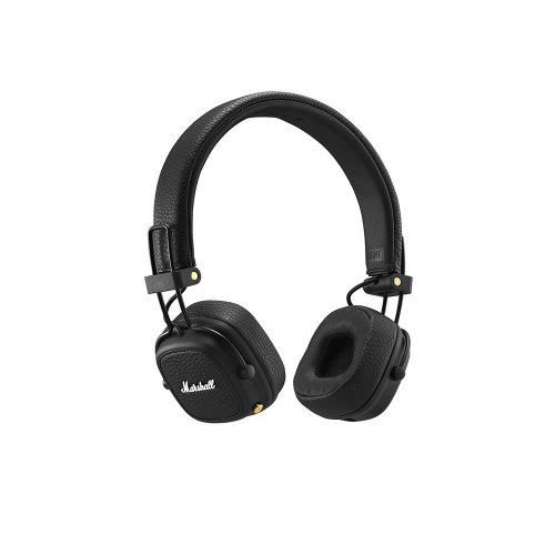 Marshall Major III Foldable Bluetooth Headphones - Black