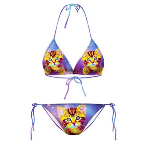 Women Racerback Bikini Set Beach Bathing Suits(Common Size),BJL016