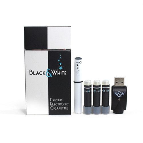 B&W PREMIUM E-CIGARETTE Starter kit - Tobacco flavour - USB Re-chargeable