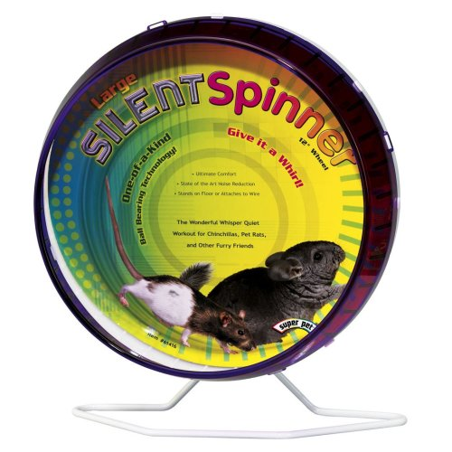 Superpet Wheel Silent Spinner 30cm (12'')