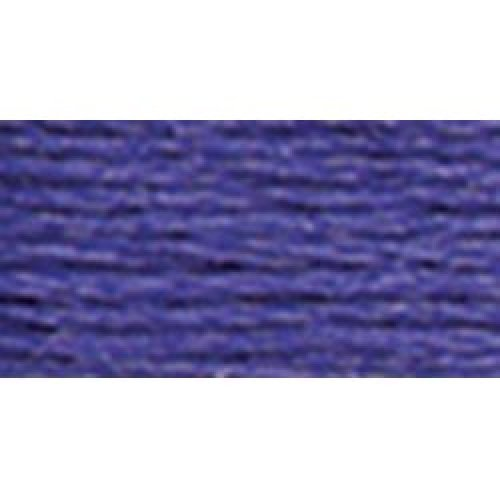 DMC Pearl Cotton Ball Size 8 87yd-Very Dark Blue Violet