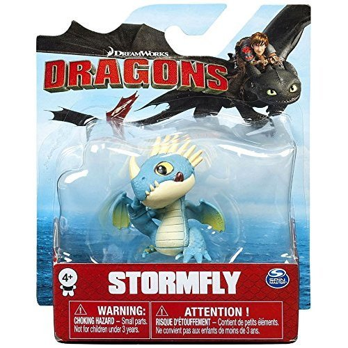 Dreamworks Dragons Stormfly Figure