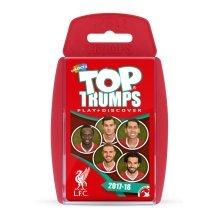 Top Trumps - Liverpool FC 2017/18