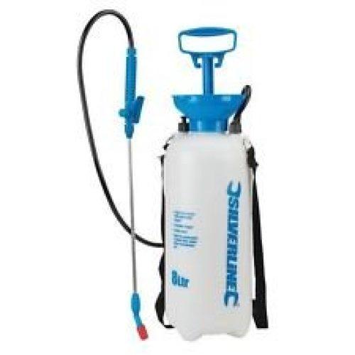 8lt Pressure Sprayer -  8ltr pressure sprayer silverline 868593 garden