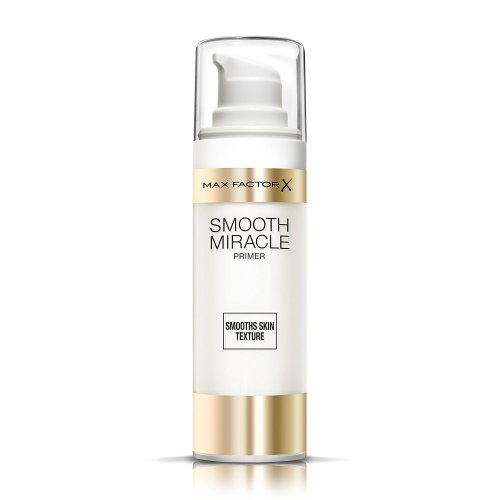 Max Factor Smooth Miracle Primer Smooths Skin Texture 30ml - Sealed