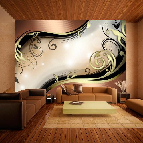 Wallpaper - Golden glow