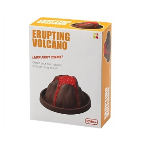 Science Make Your Own Erupting Volcano Kit