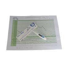 Centigrade Digital Ovulation (Basal) Thermometer + F.O.C. Fertility Chart