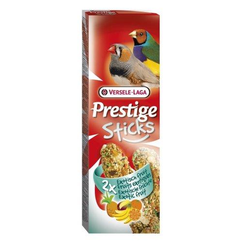 Vl Prestige Finch Sticks Exotic Fruit 2pk (Pack of 10)