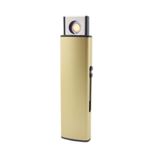 Rechargeable Double-sided Lighter Windproof Cigarette Lighter for Men/Women, G